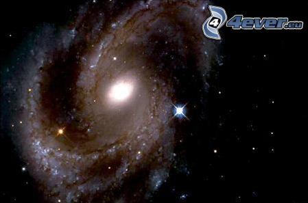 galax, Vintergatan, universum