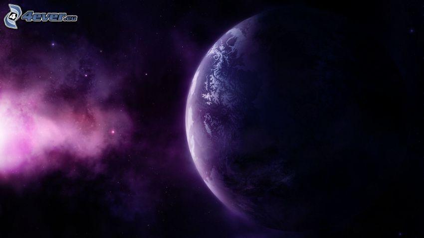 Jorden, nebulosor