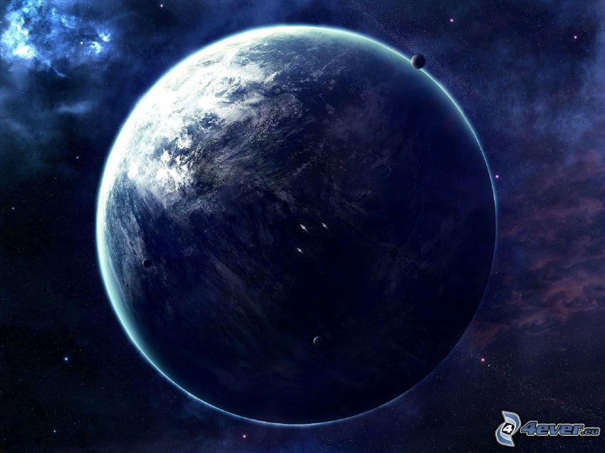 bilder av jorden från rymden