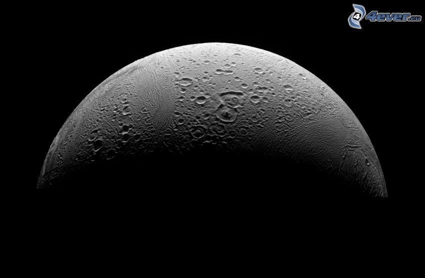 måne, Saturn