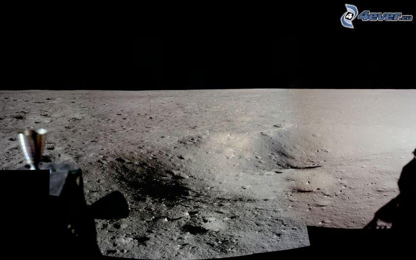 Månen, Apollo 11