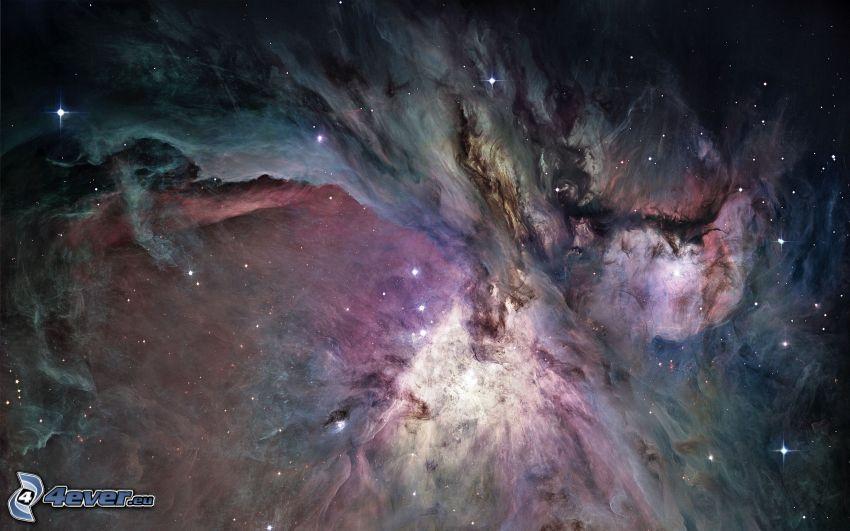 nebulosa, stjärnor