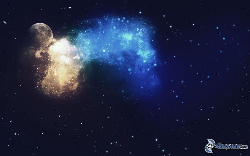 nebulosor, planet, måne