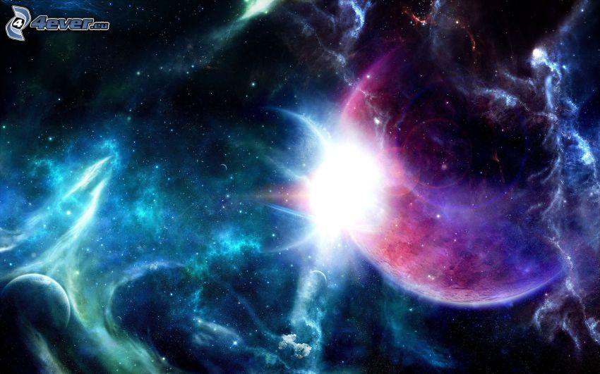 nebulosor, planeter