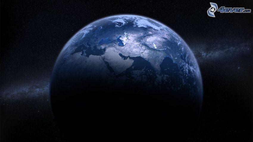 planeten Jorden