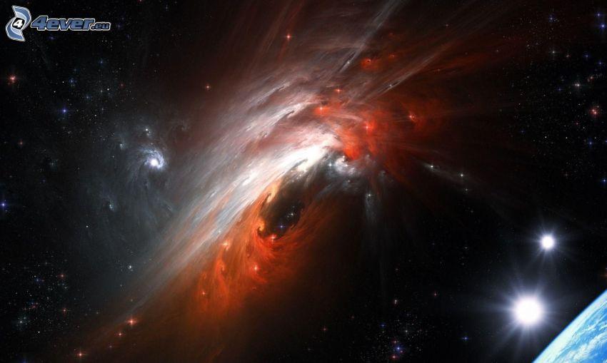 rymdexplosion