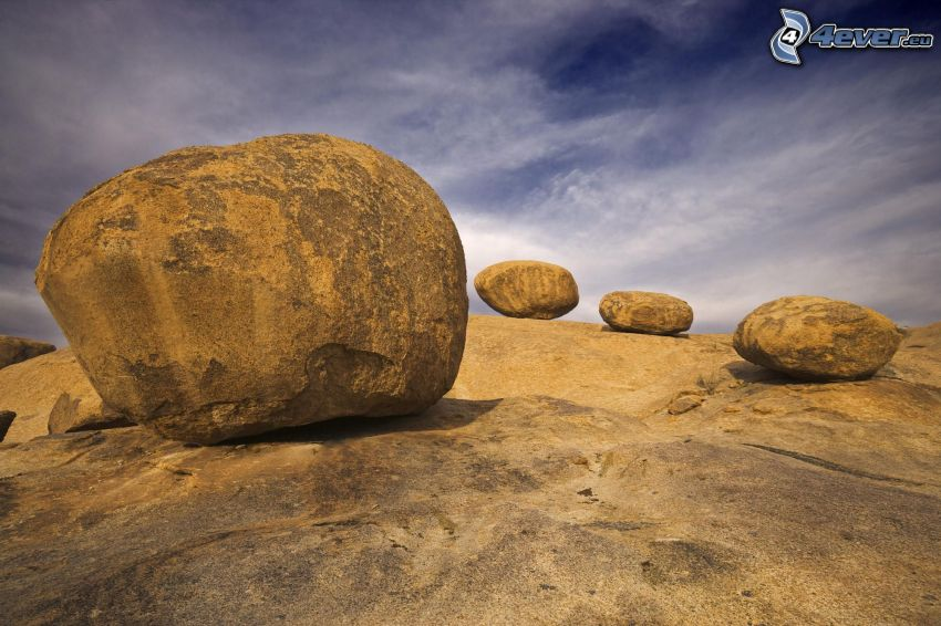 stenbumlingar