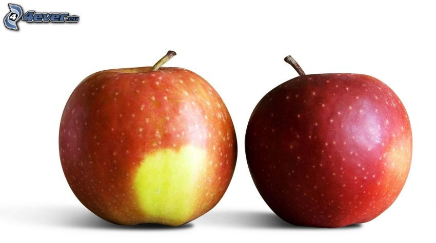 äpplen