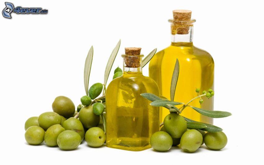 olivolja, oliver