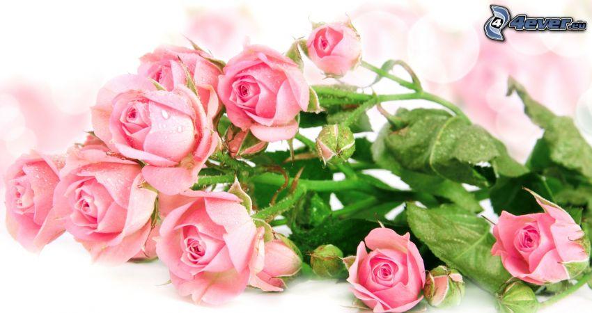 rosenbukett