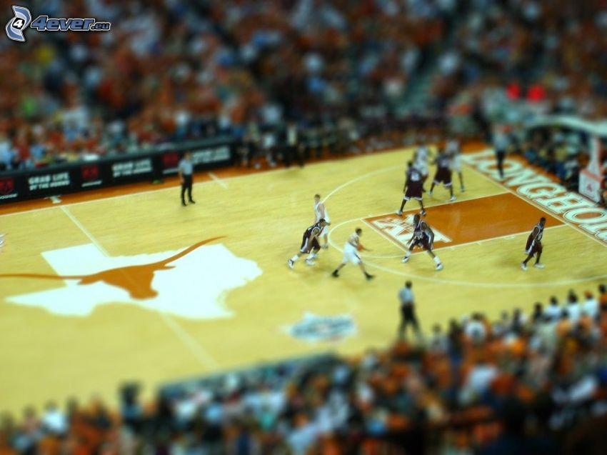 basket, diorama