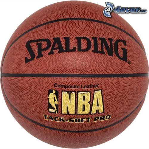 boll, basket, NBA, Spalding