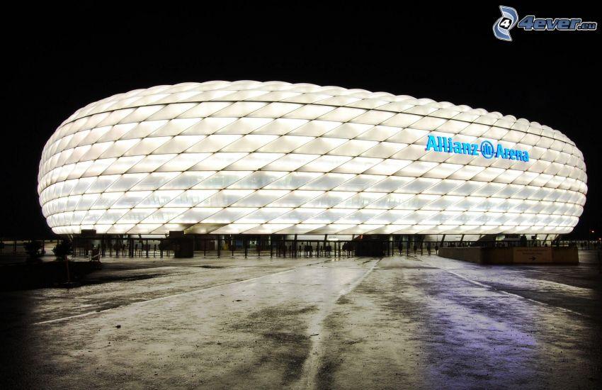 Allianz Arena, fotbollsstadion