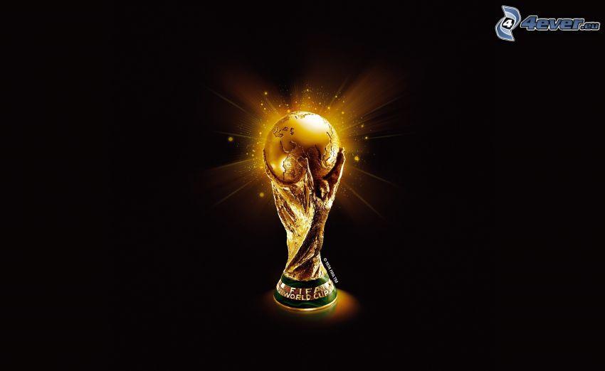 FIFA world cup, glas