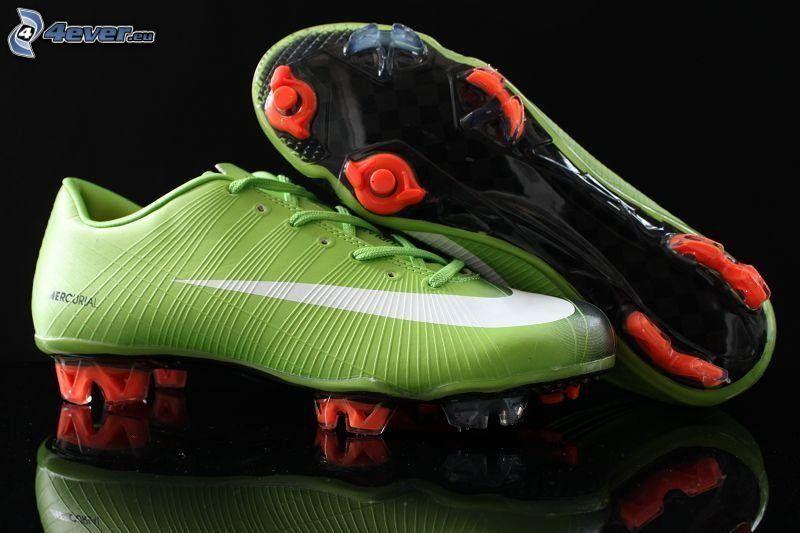 Nike, fotbollsskor