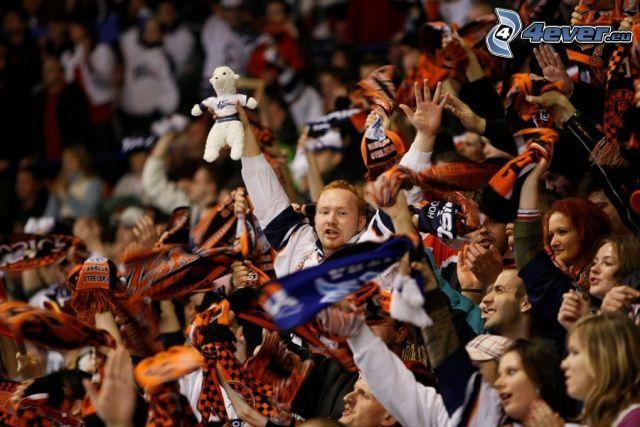 fans, ishockey, HC Košice