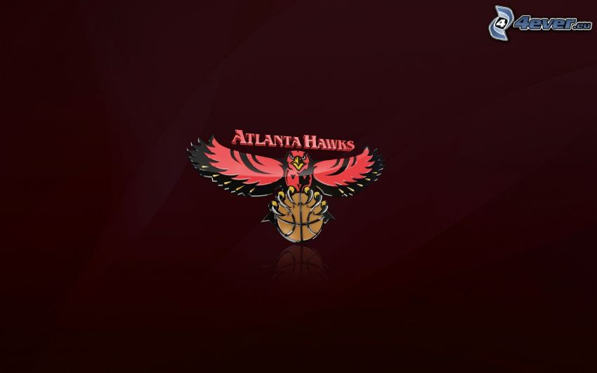 Atlanta Hawks, basket, logo