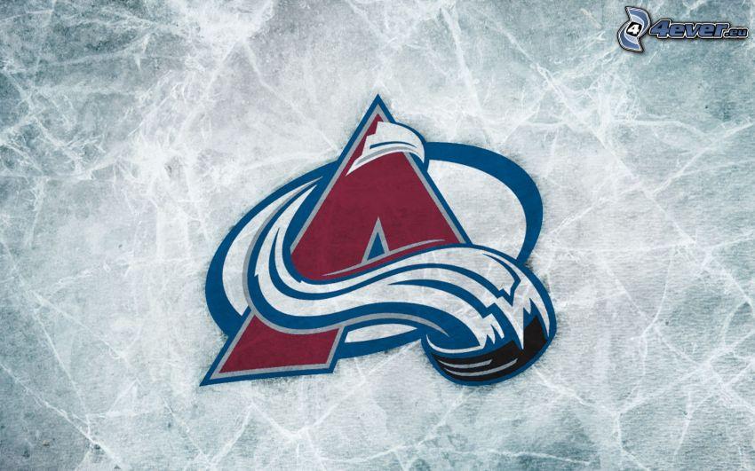 Colorado Avalanche, logo, NHL