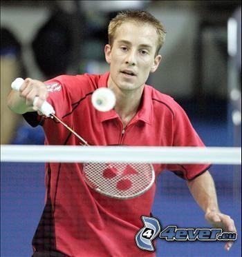 Peter Gade, badminton