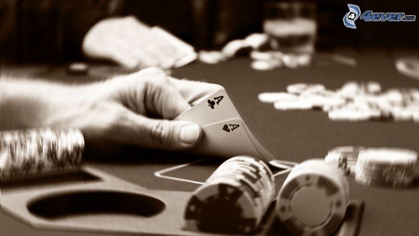 poker, spel