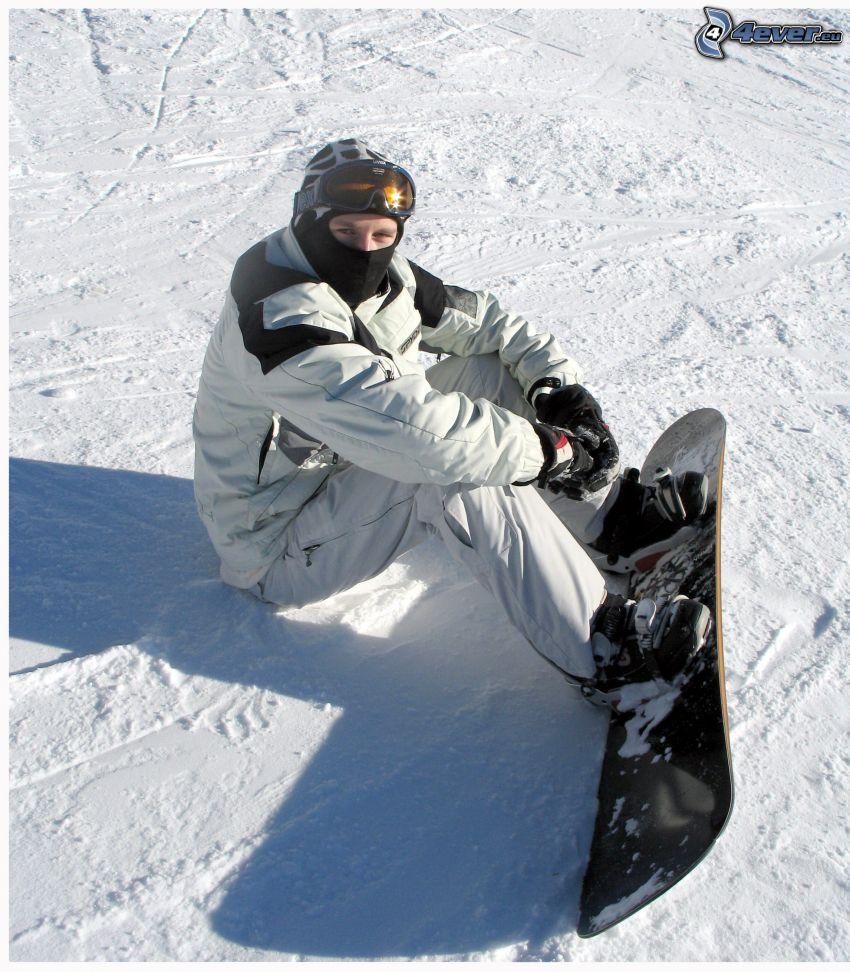 snowboardåkare