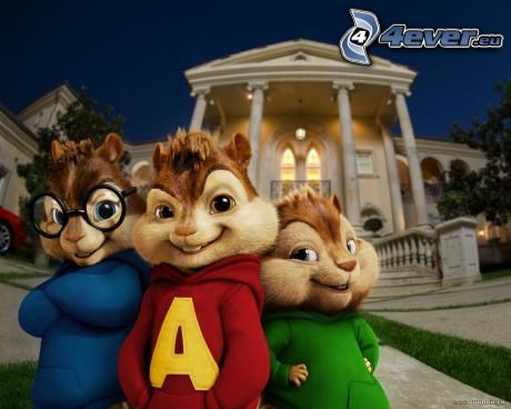 Alvin och gänget