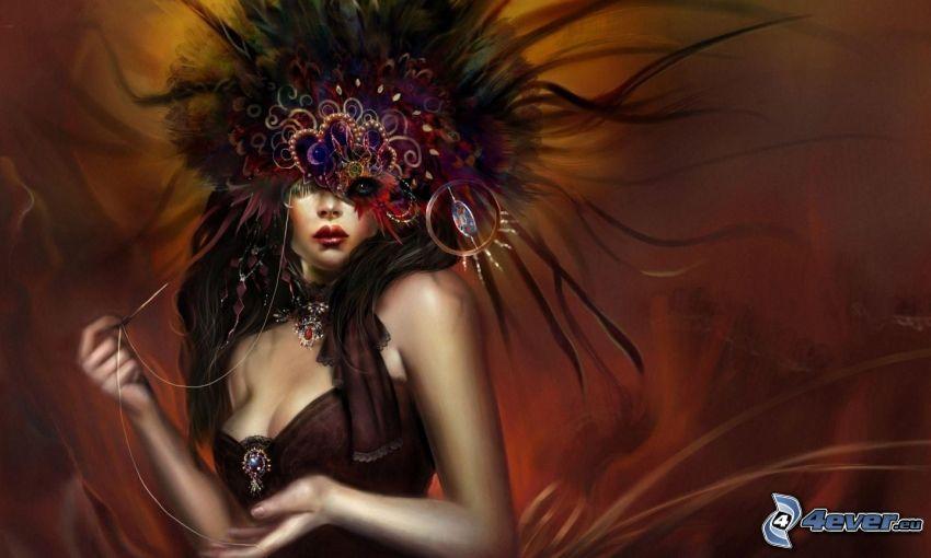 fantasy kvinna