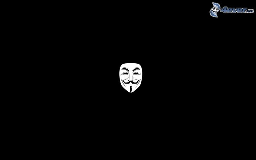 Anonymous, mask