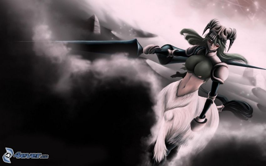 Bleach, fantasy kvinna