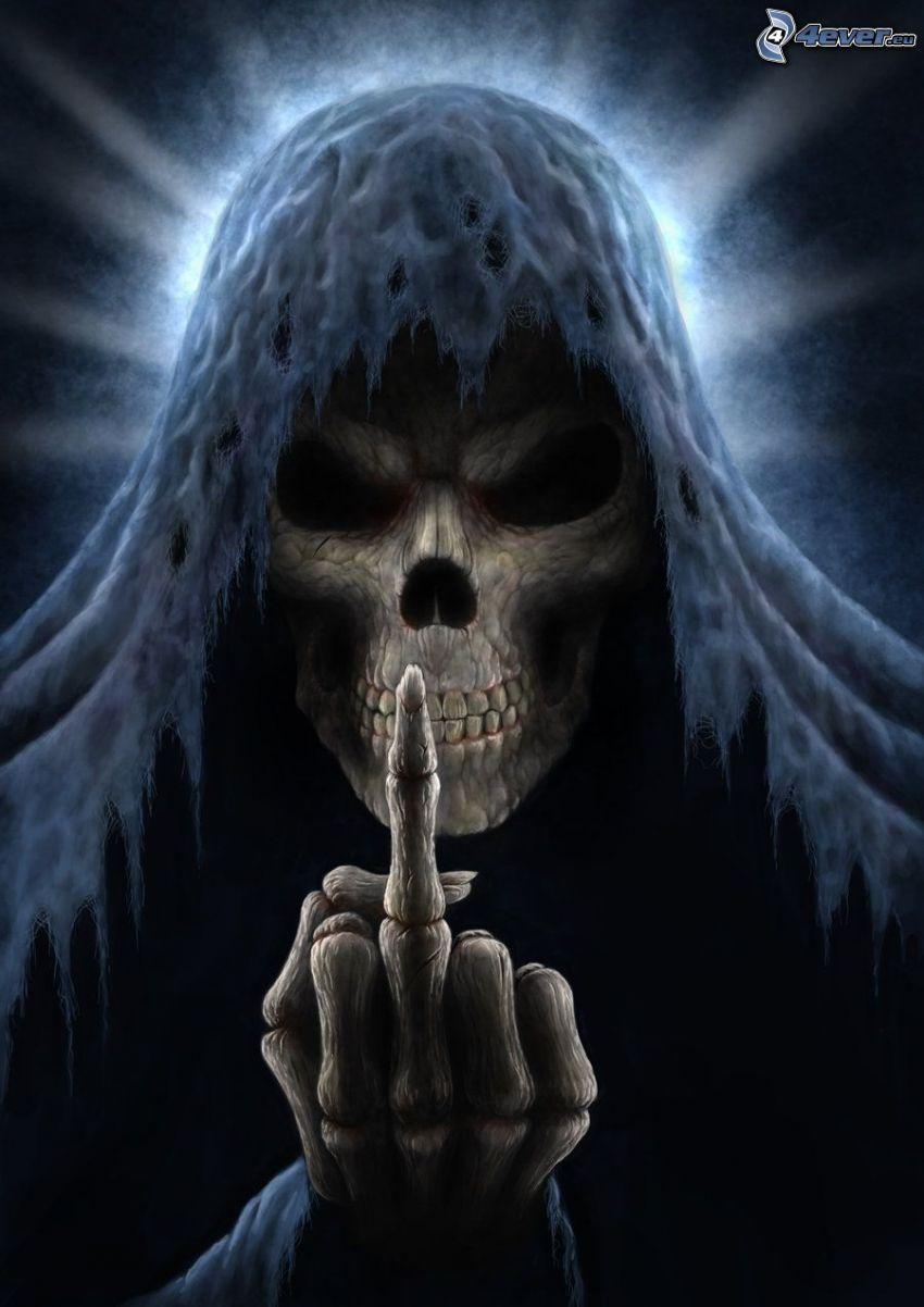 Döden, gest