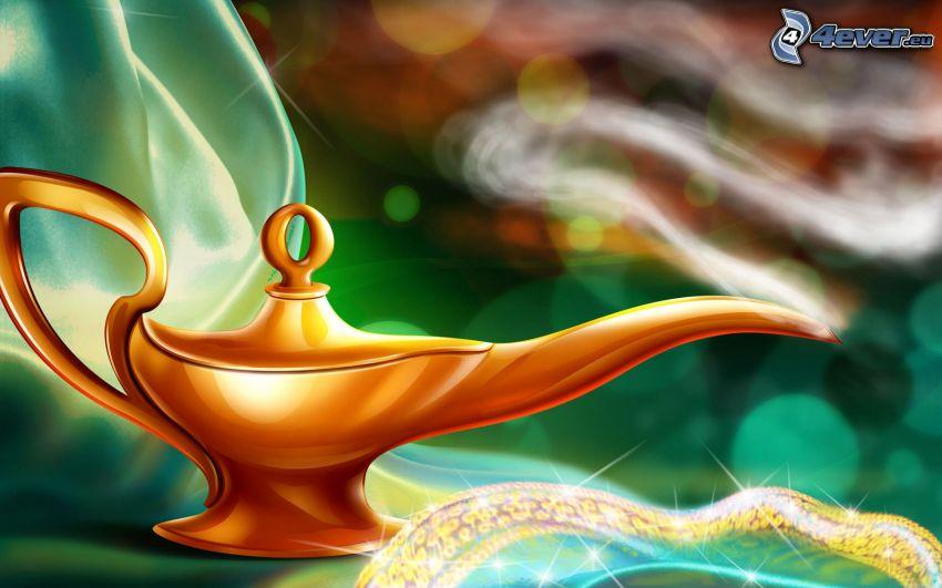 Aladdins lampa