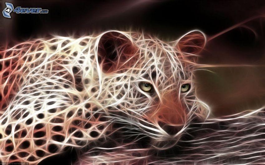 fraktal gepard