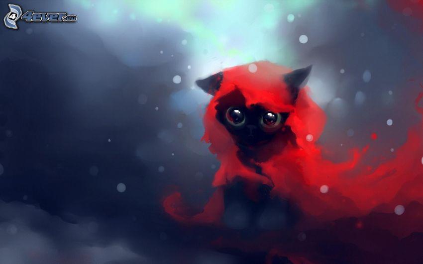liten kattunge