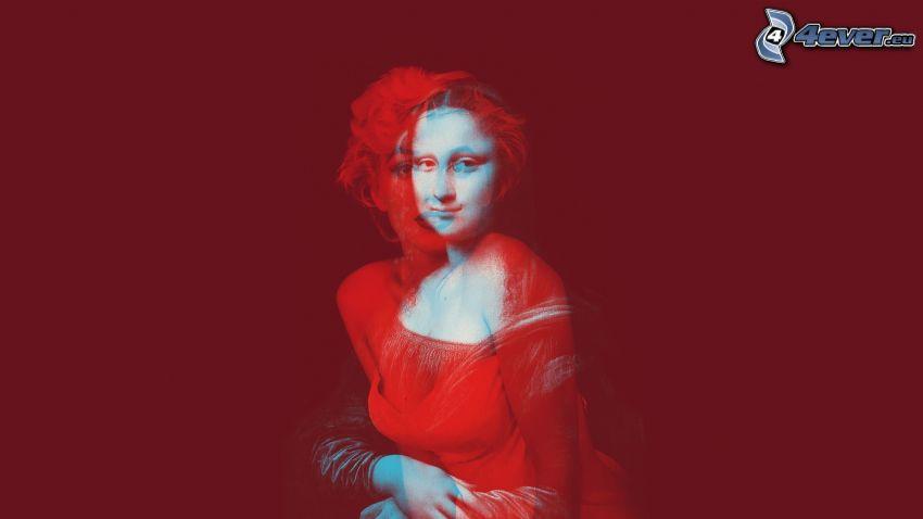Mona Lisa, Madonna