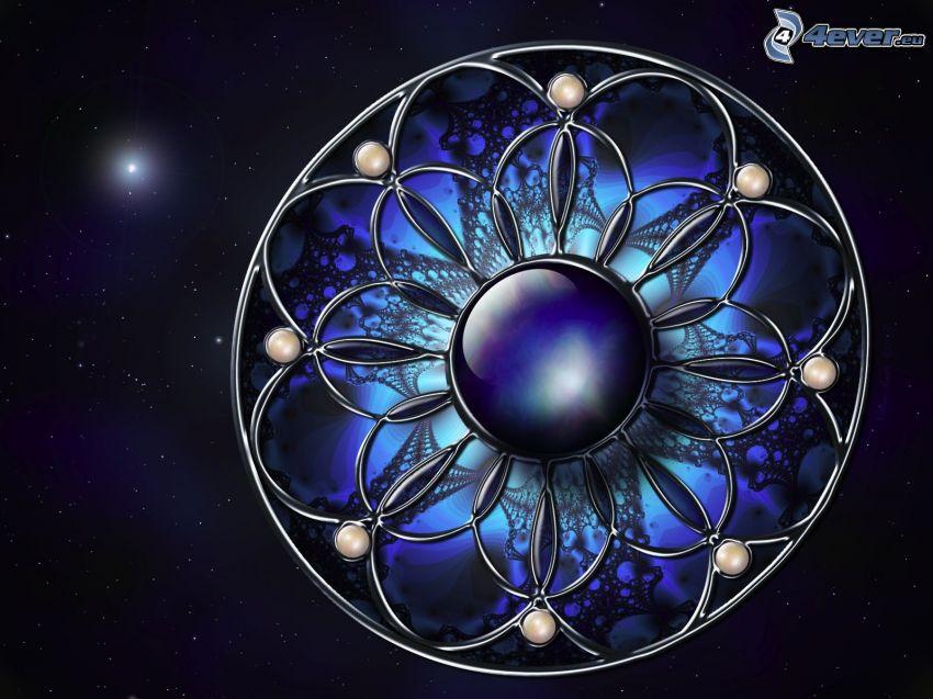 smycke, stjärnor