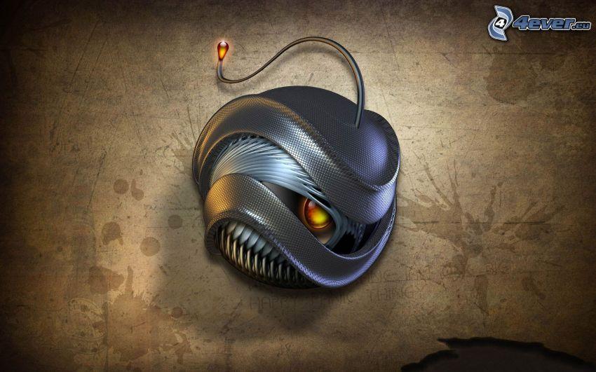 Techno, huvud