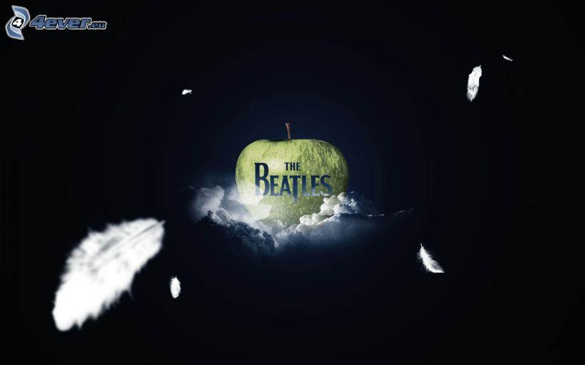 The Beatles, moln, äpple