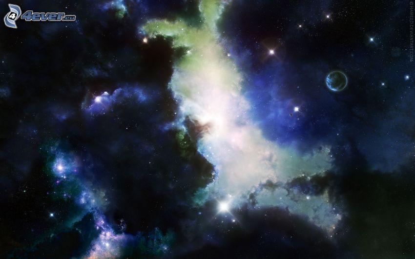 universum, planeten Jorden
