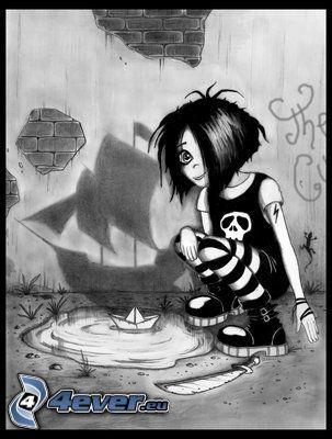 emo, båt