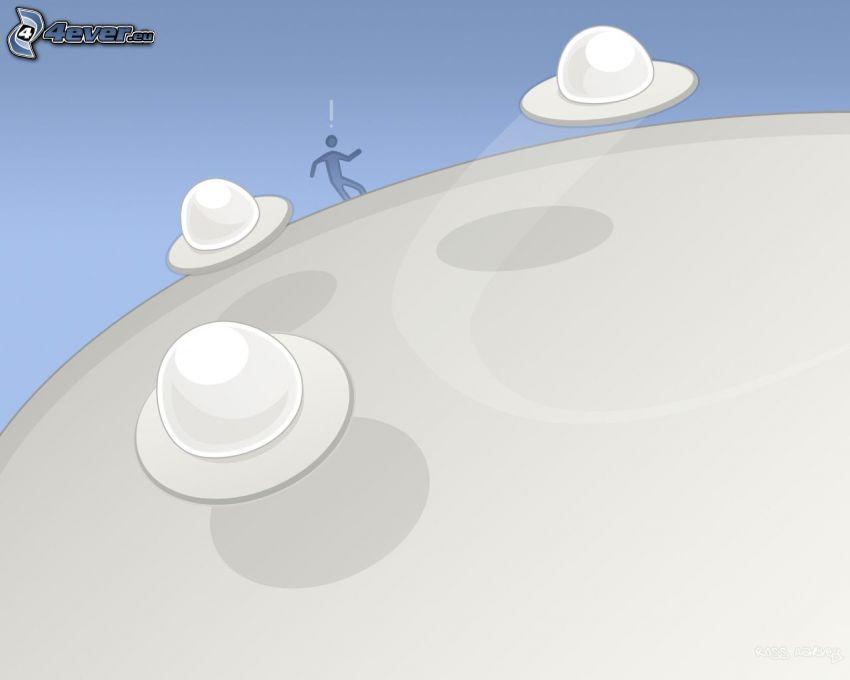 figur, UFO