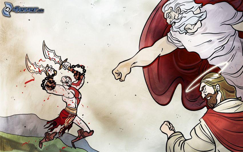 God of War 3, PC spel