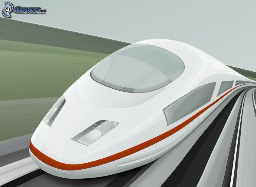 ICE 3, snabbtåg