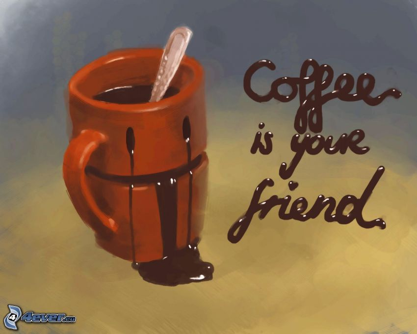 kaffe, kopp