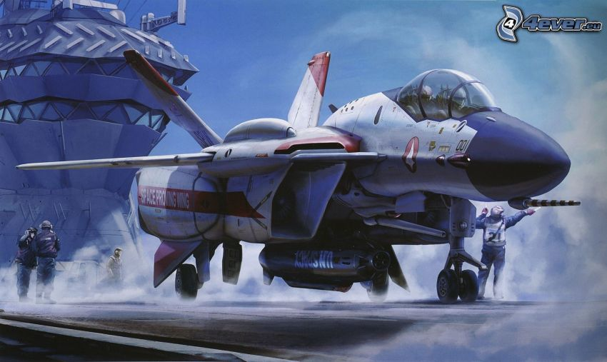 Macross, flygplan