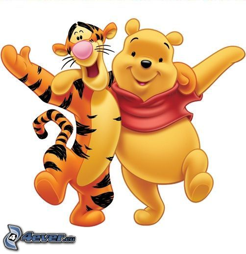 nalle Puh och Tiger, Winnie the Pooh, saga