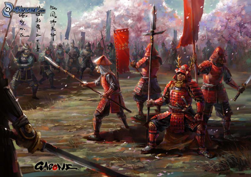 ryttare, Kina