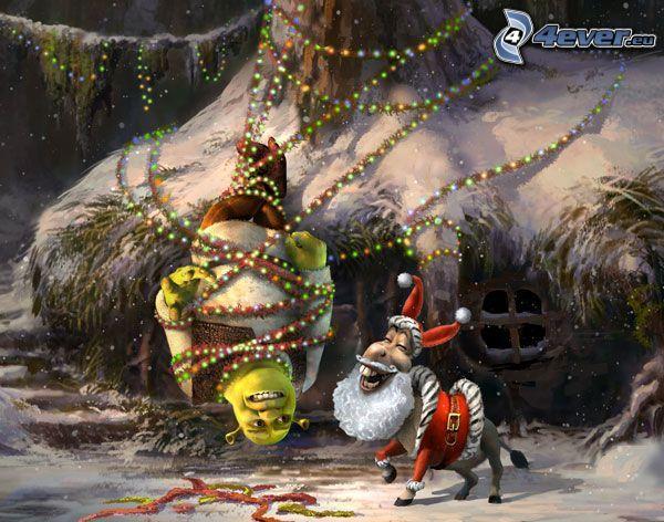 Shrek, jul