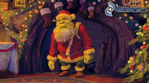 Shrek, saga, jul