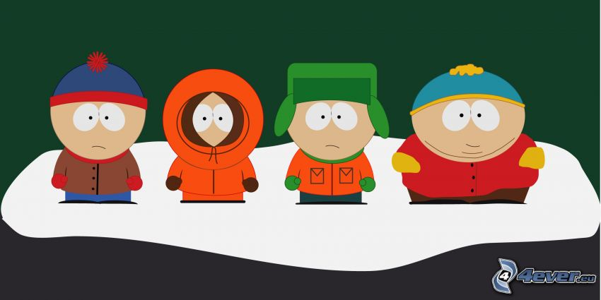 South Park, seriefigurer