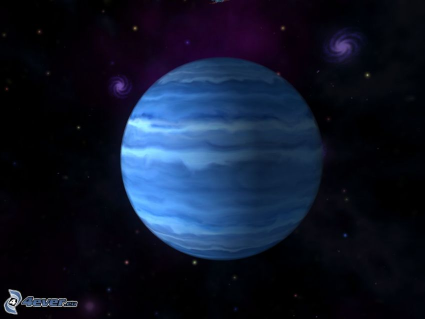 Uranus, galax